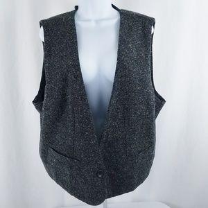 Jessica London Women's Vest Plus Size 22W